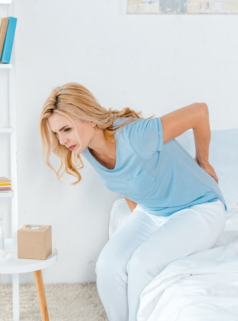 Neck and back pain relief
